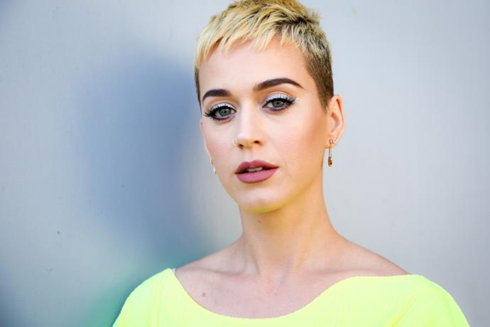 What do you think of Katy Perry's hair?