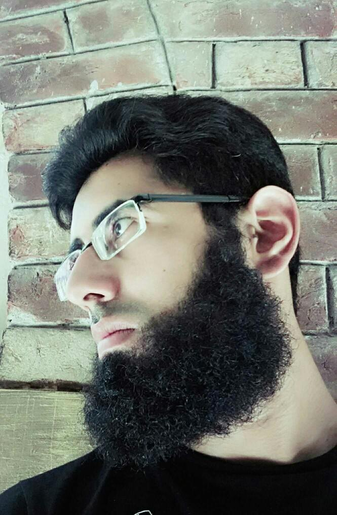 Beard or no beard??