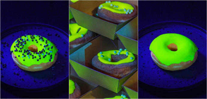 """Would you try a """"Glownut""""?"""