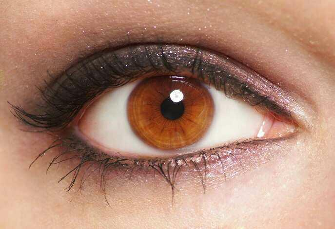 What's your favourite eye colour ??