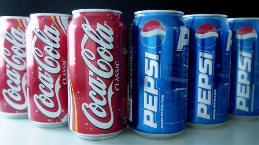 Which one do you like better, Coke or Pepsi?