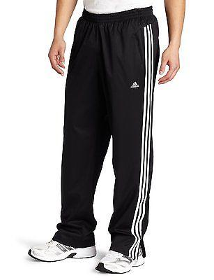 Why do Olympia sports employees wear adidas pants ?