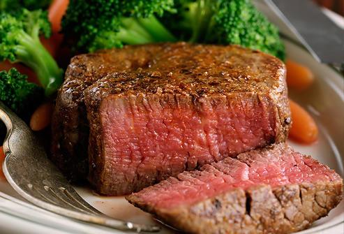 Burger, steak, or chicken?