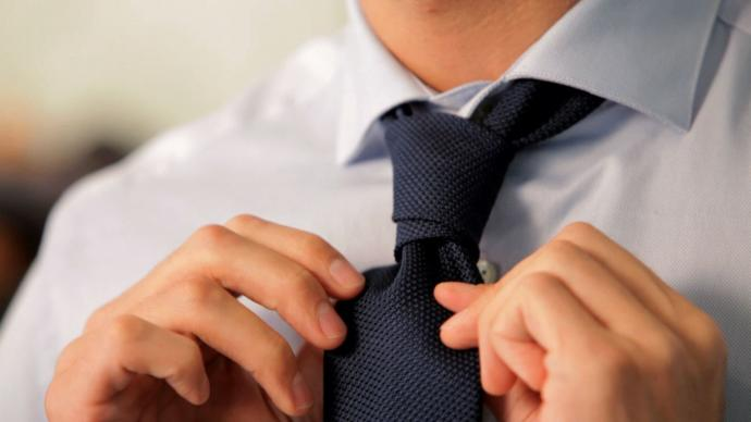 Do you know how to tie a tie? How often do you do it?