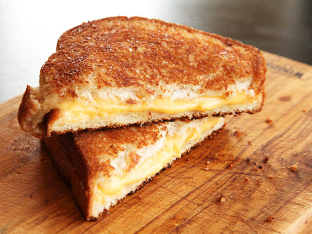 The best grilled cheese you've ever eaten?