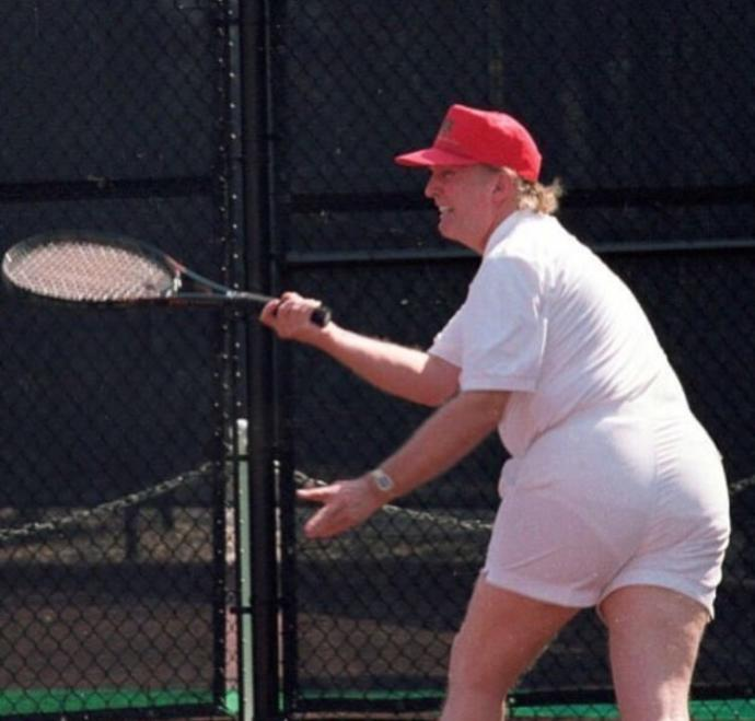 Do you think Donald Trump is thicc?