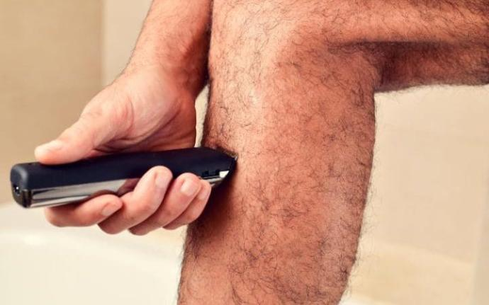 Guys shaving / waxing legs and arms hair... hot or not?