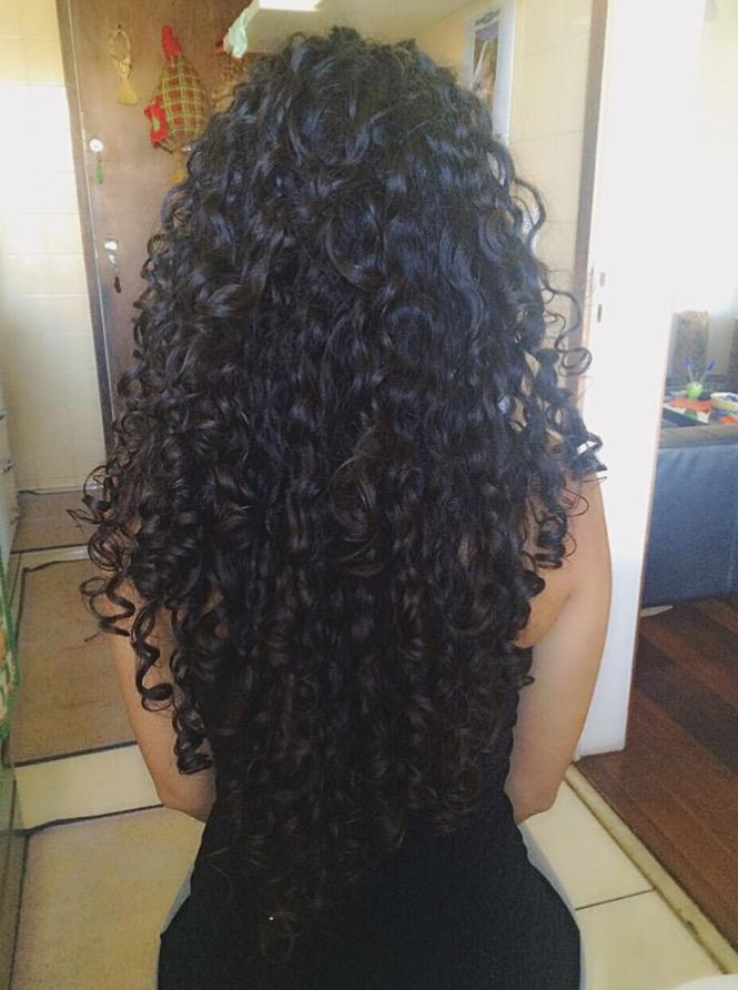 Straight or curly?