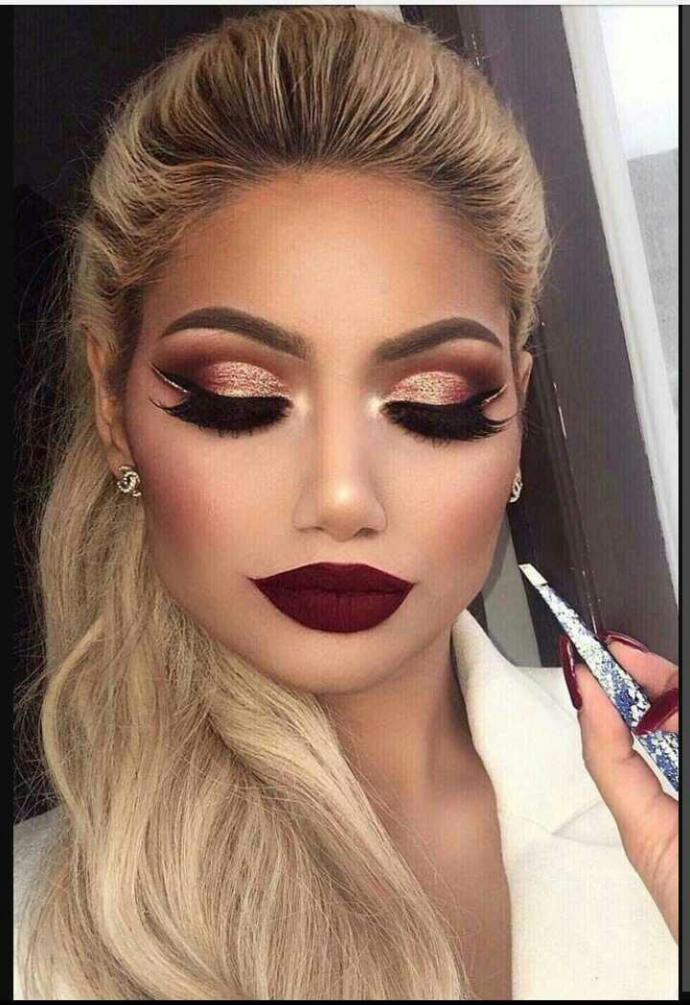 what makeup looks the best??