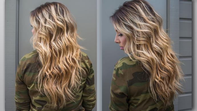 Guys, what do you prefer, curled, straight, wavy?