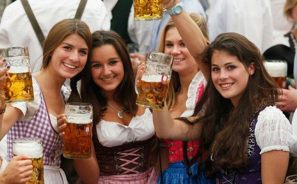 How do you feel about German women?