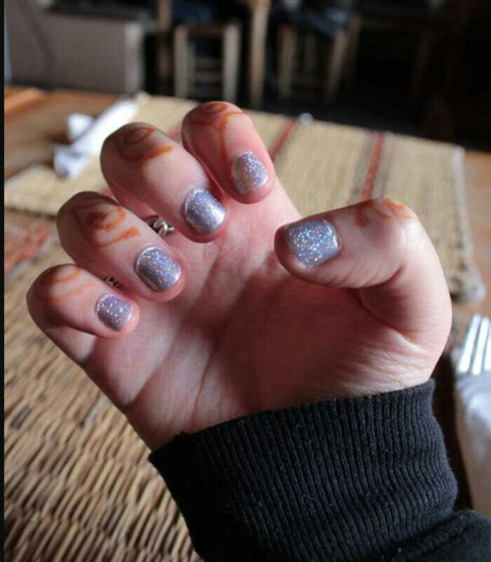 long or short nails??
