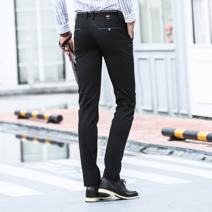 What do you think about tapered pants?