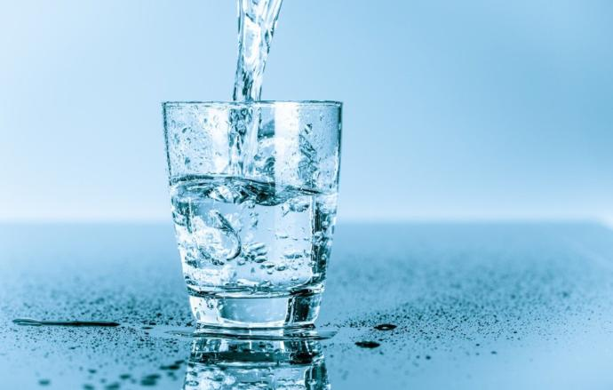 How much water do you drink in a day?