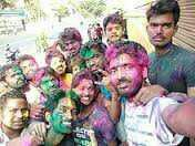 how do u make Ur 'holi' more enjoyable or funny???