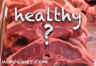 What are your reasons for eating meat?