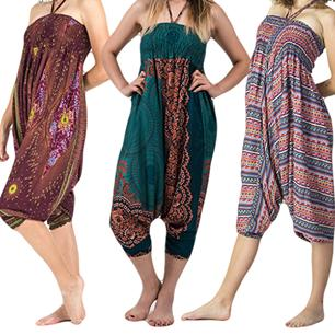 What do you think about harem pants?