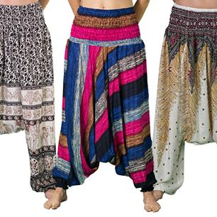 What do you think about harem pants??