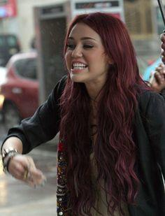 Guys, Do y'all think red hair like these are hot or trashy also which one do y'all prefer of the 2?
