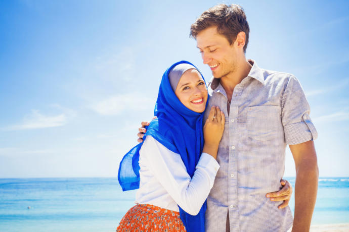 How do muslims get married without dating