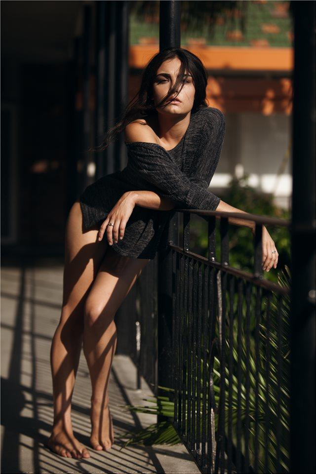 What do you think of the IG model Megan Kougias?