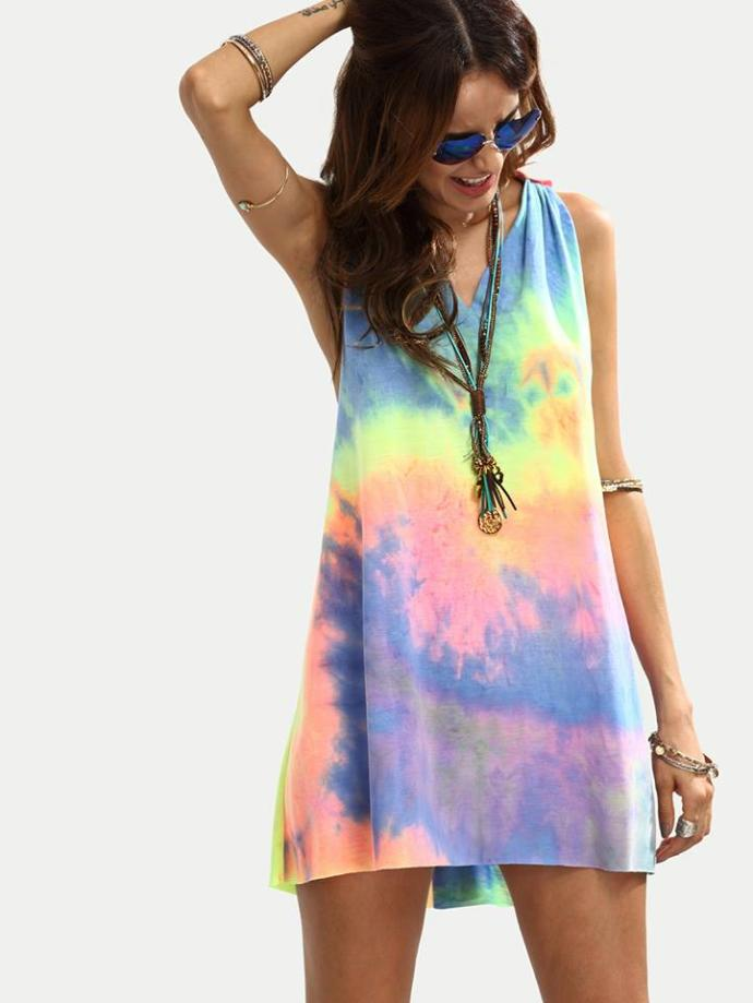 Do you like tie-dye clothes?