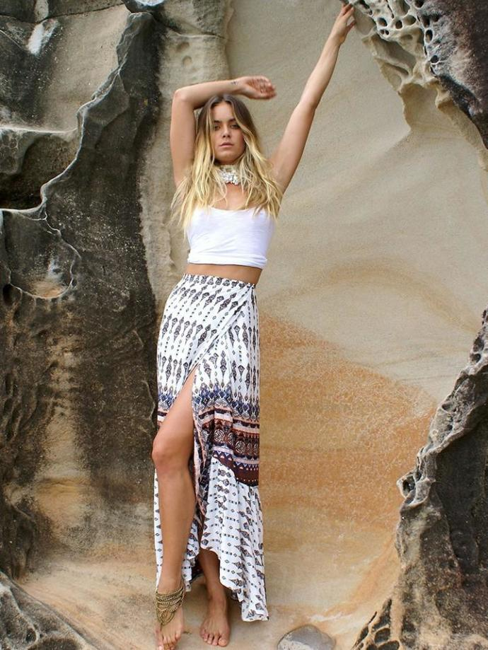 Do you like Bohemian style clothes?