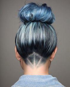 I want to do a hair style like this next.  What do you all think?