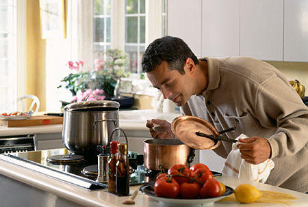 Do you mostly eat convenience food, or home-made meals?