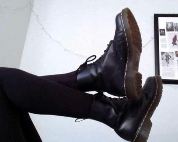 Are Dr. Martens boots Nazi shoes??