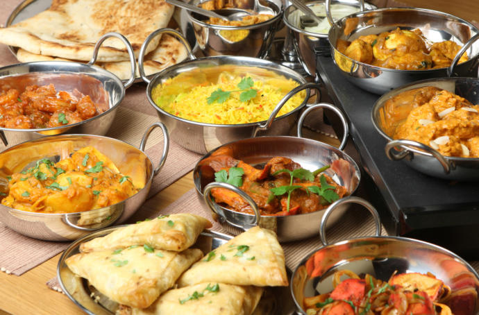 Indian food: What would you say are the 3 KEY (most used) spices in Indian cuisine?