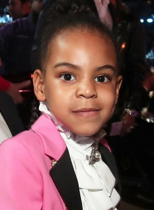 Isn't Beyonce's daughter so ugly?