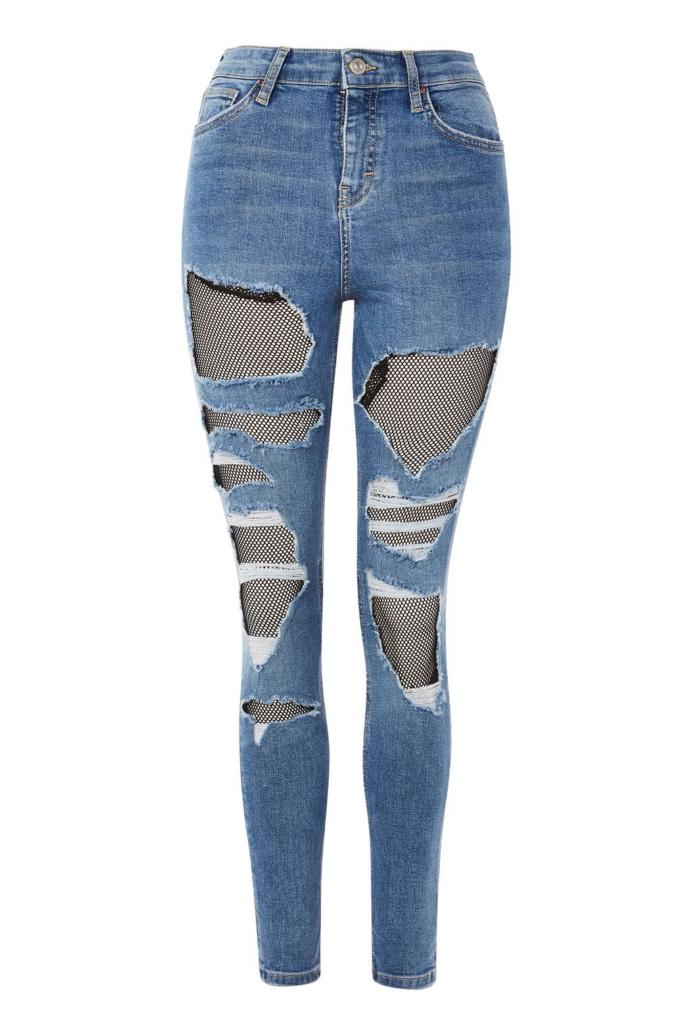 Do these jeans look good? and will people see me as a fake if I wear them?