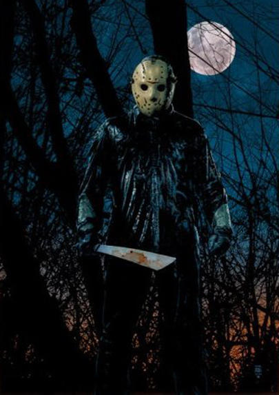 If you were to make a career of becoming a slasher horror movie icon/character, who would you rather be?