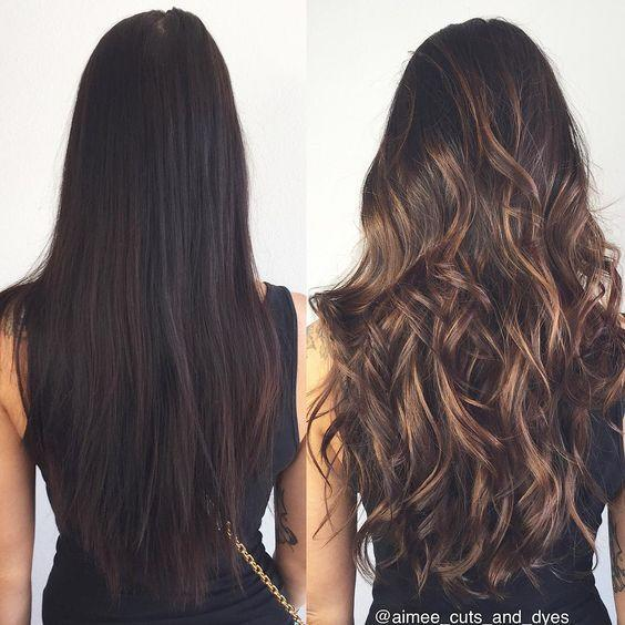 What Highlights Look Good With Black Hair 7000 Hair Highlights