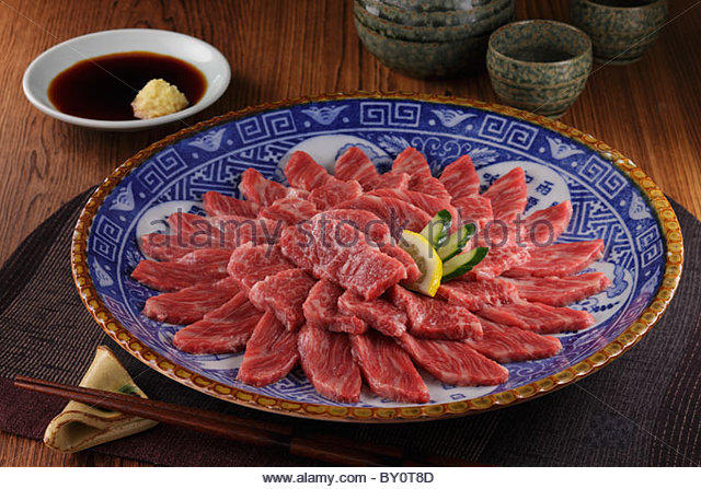 Have you or would you try eating horse or horse sashimi?