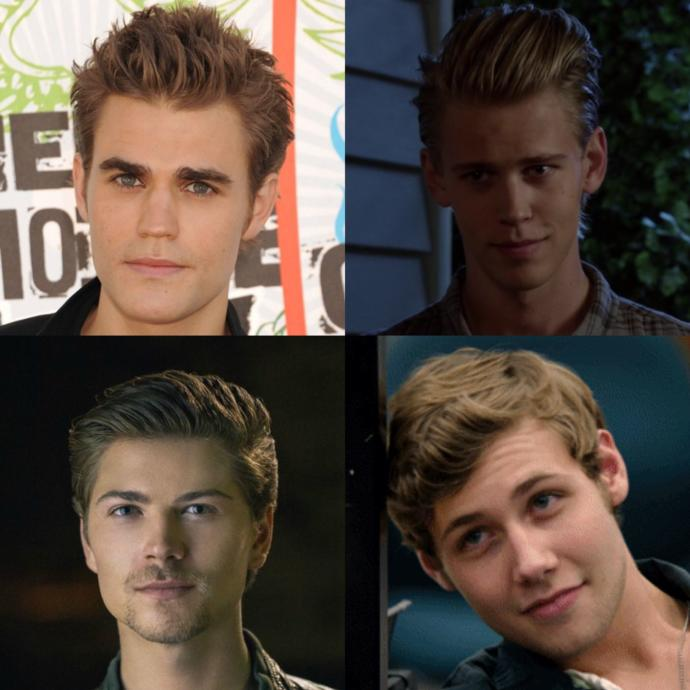 What kind of vibe do each of these hairstyles give of individually? Which one is the most attractive in your opinion?