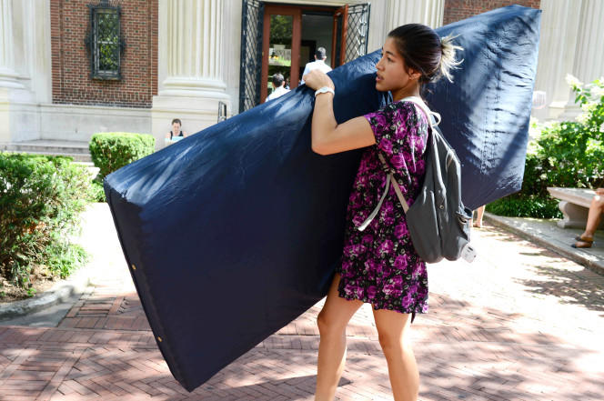 Emma Sulkowicz, the mattress girl, who do you believe?
