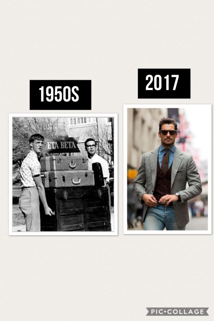 Do people in general continue to get more and more attractive as the years go by?