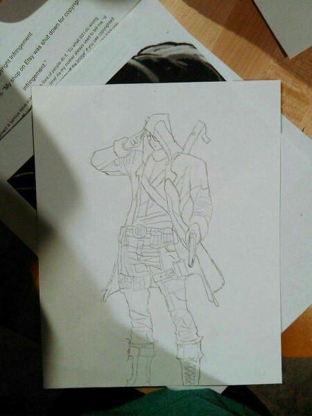 my drawings I made awhile back?