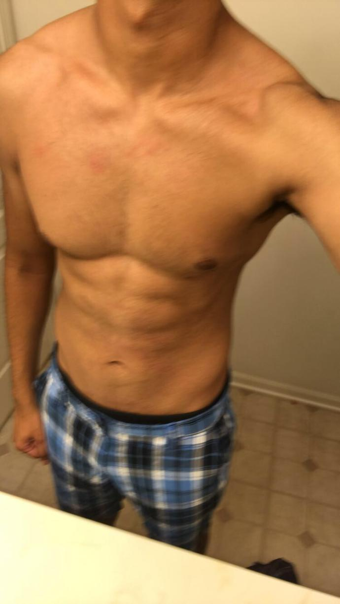 Girls, What color swimming trunks look best with the rest of my body?