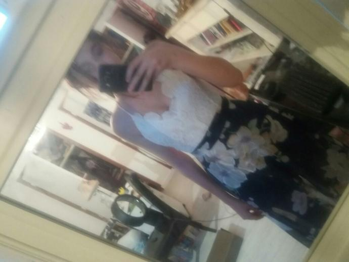 Is this dress okay for my uncle's wedding ??