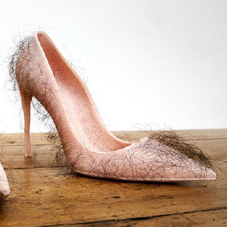 What is wrong with fashion? Would you wear these?