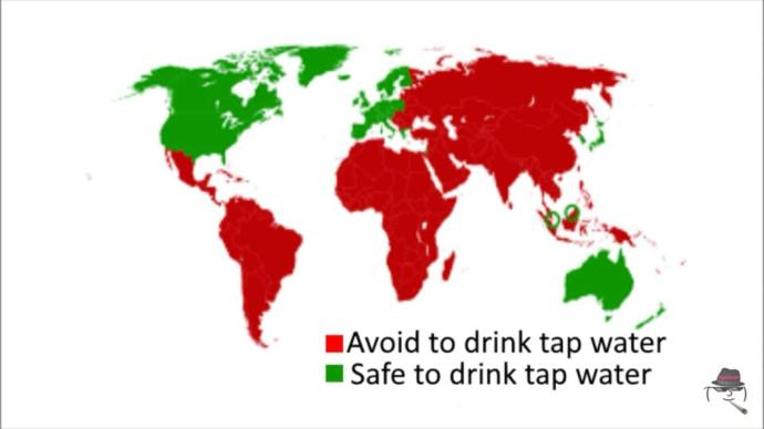 Is your tap water save??