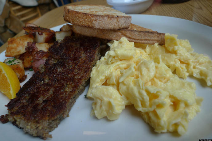 Would you try Scrapple?