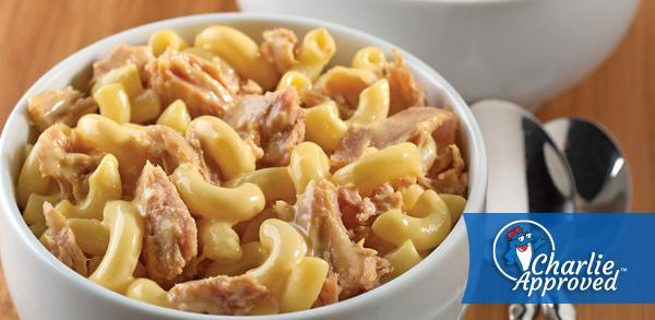Canned tuna in mac n cheese, yay or nay?