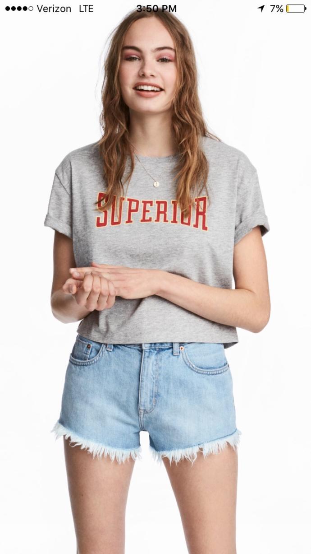 Cute shirt or no?