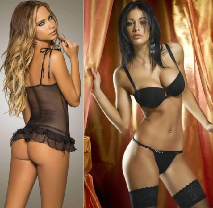 Guys, COLOMBIAN GIRL VS ITALIAN GIRL?