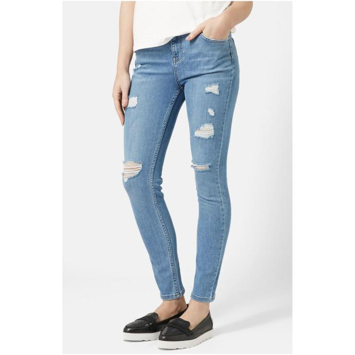 Do you think ripped jeans are trashy and not age-appropriate?