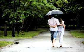 Would you consider rainy season as romantic season??